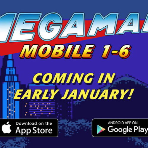 First 6 Mega Man Titles Coming to Mobile