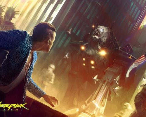CD Projekt Red Blackmailed For Stolen 'Cyberpunk 2077' Files