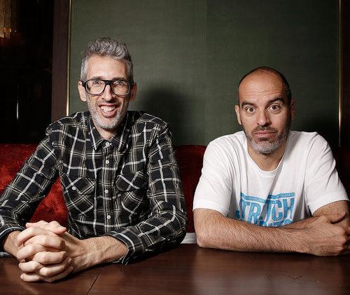Hip-Hop Radio Duo Stretch & Bobbito to Reunite for New NPR Podcast